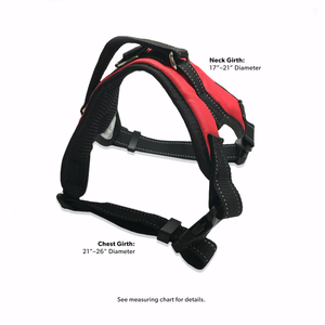 Adjustable Back-Clip Dog Harness