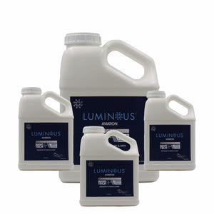 Luminous Aviation Disinfectant Solution Jug 4 Pack - 1 Gallon - Luminous Worldwide