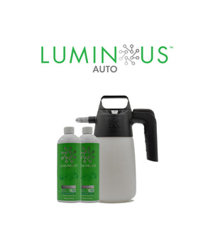 Auto Disinfectant Personal Kit - Luminous Worldwide