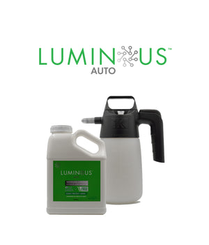 Auto Disinfectant Detailing Kit - Luminous Worldwide
