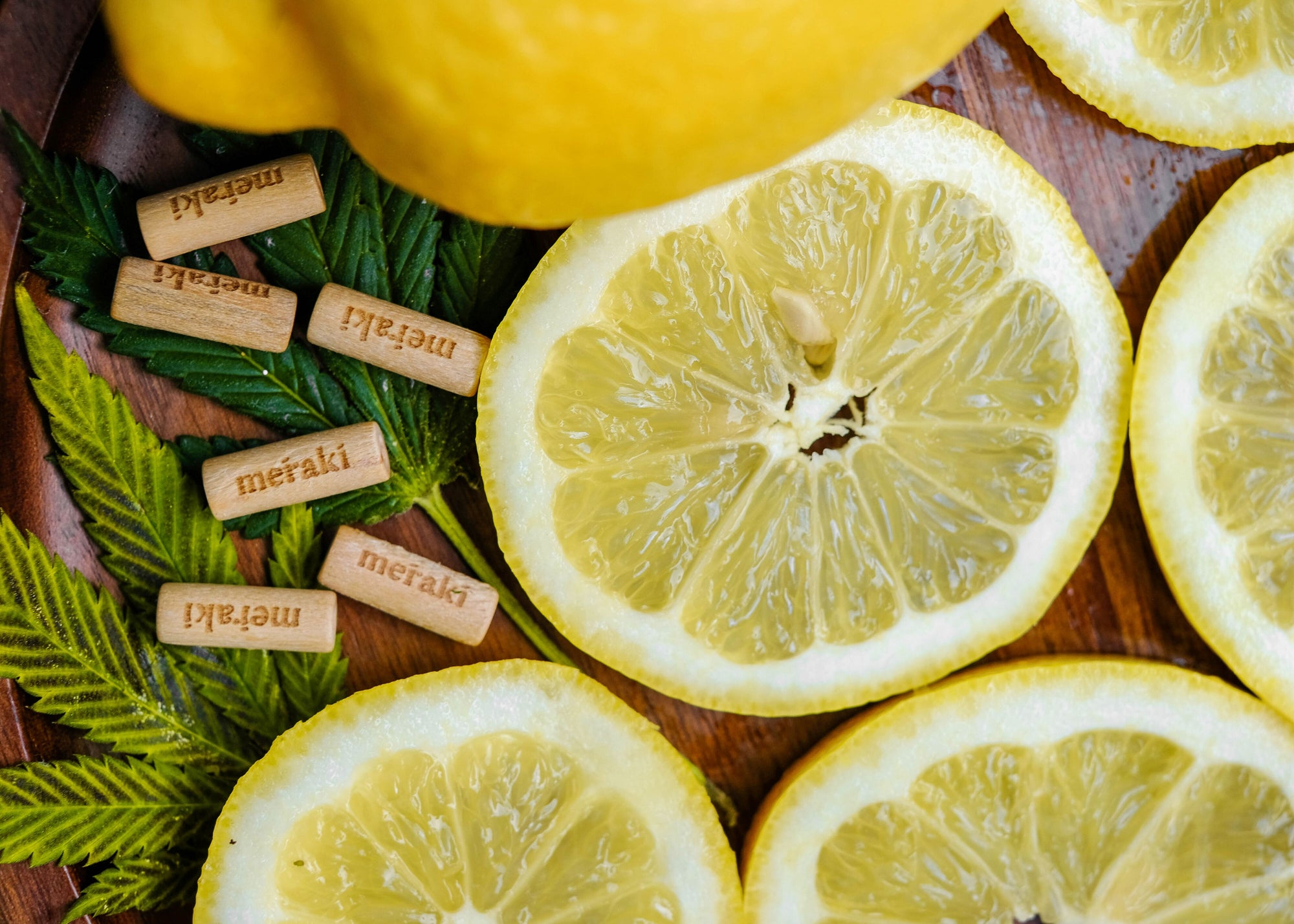 Meraki Tips Terpene Profile: Limonene