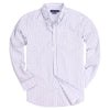 Men's Classic Stretch Gingham Plaid Shirt - Slim Fit