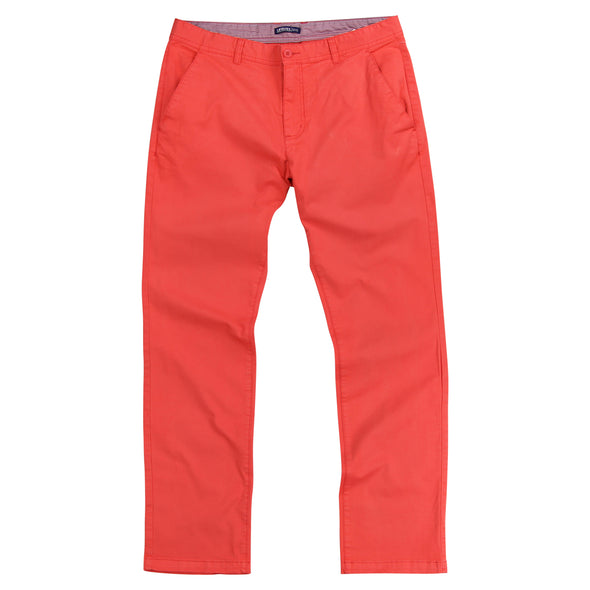 Mens Stretch Flat Front Casual Pants