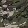 Women's Classic Military Style Shirt army green camo pocket
