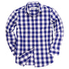 Gingham Plaid Checkered Shirt for Women