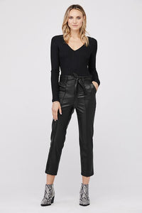 David Lerner Belted Trouser