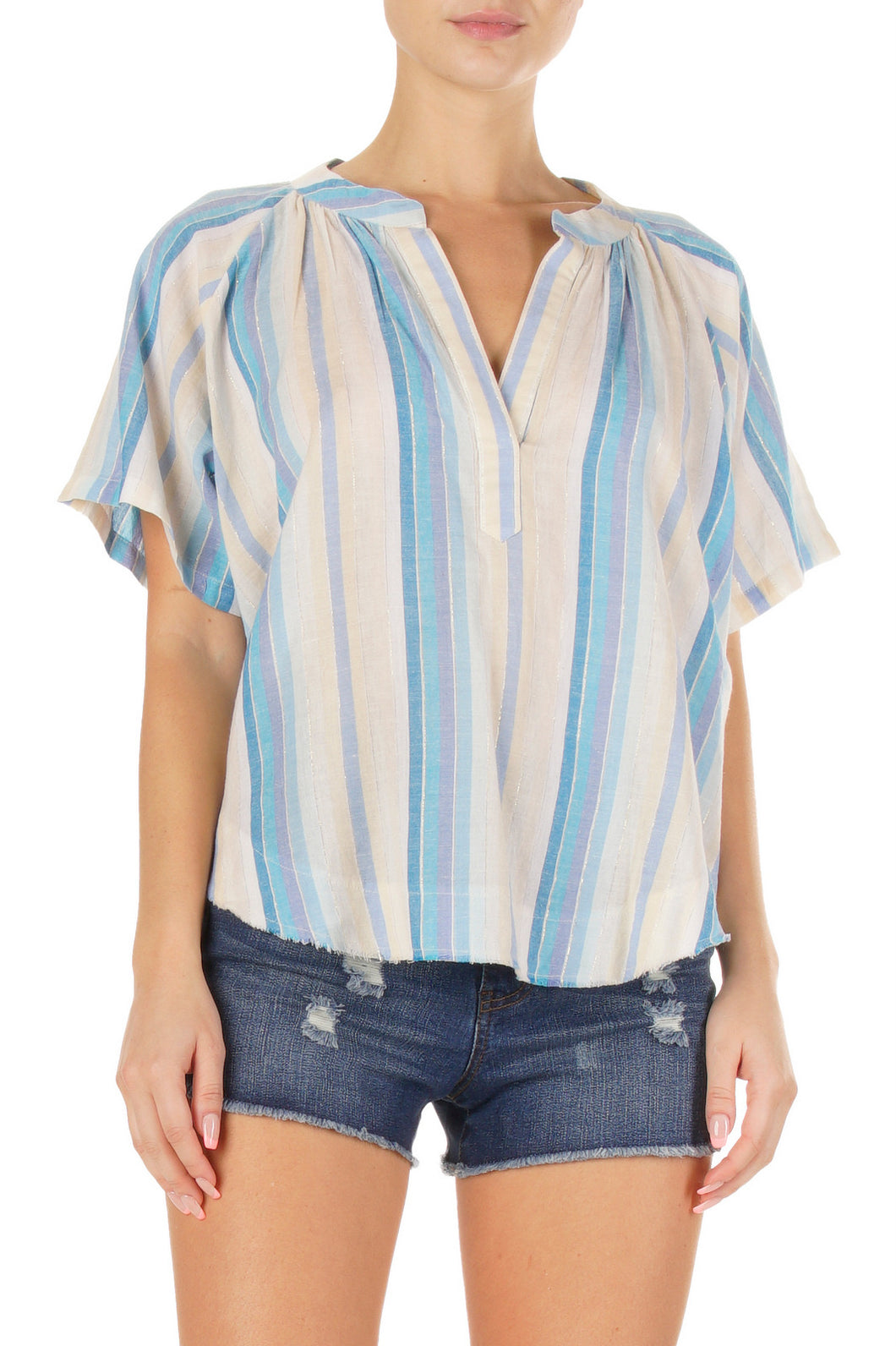 Elan Relaxed Beach Top