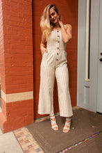 J.O.A. Cropped Jumpsuit