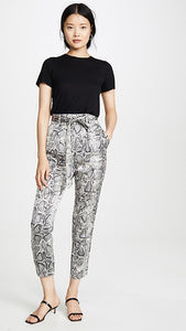 BB Dakota High Waisted Silky Pants