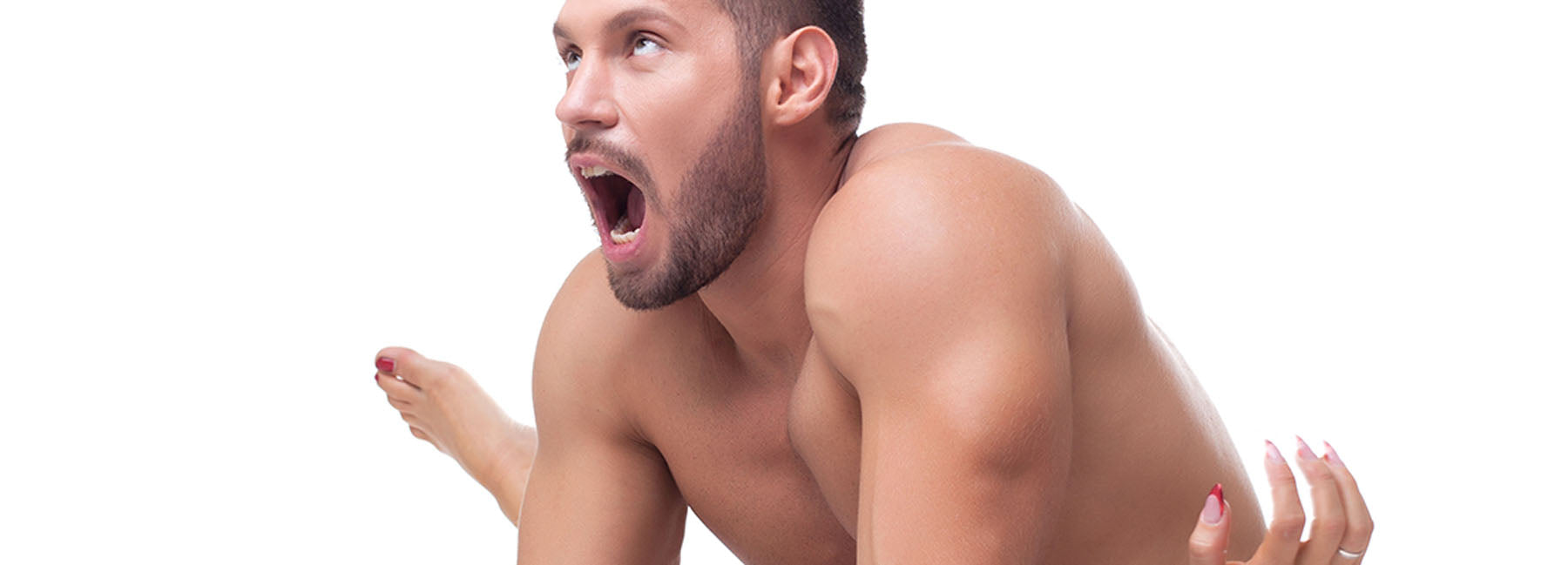 Male Orgasm: Get Loud and Proud