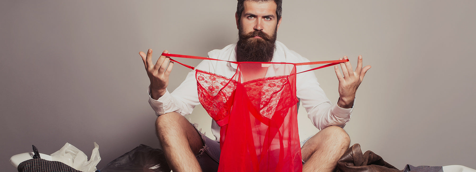 For Men: A Beginners Guide to Lingerie Shopping