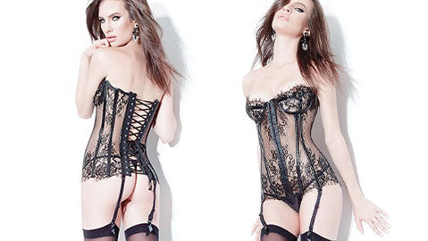 Sexy Selection of Corsets