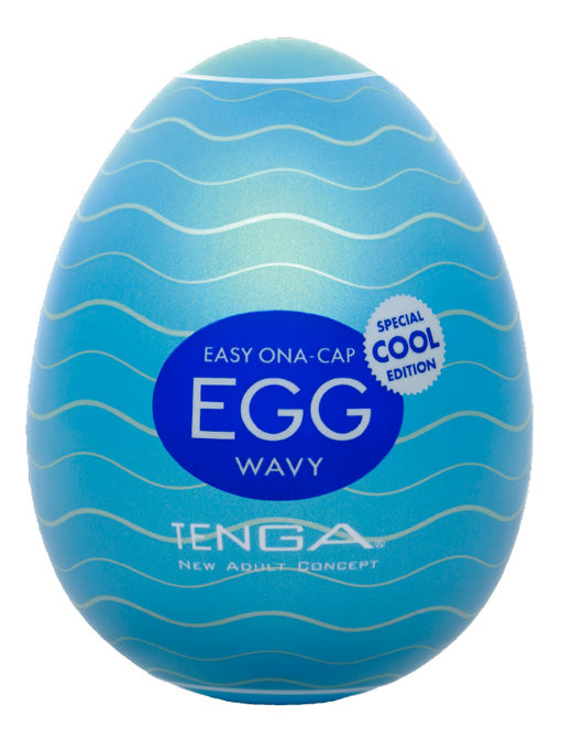 Tenga Egg Cool | Single