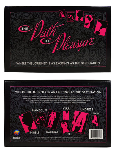 The Path to Pleasure | Couples Board Game