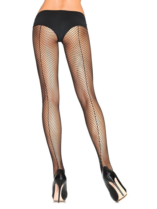 Plus Size | Fishnet Pantyhose