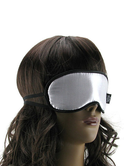 No Peeking | Soft Twin Blindfold Set