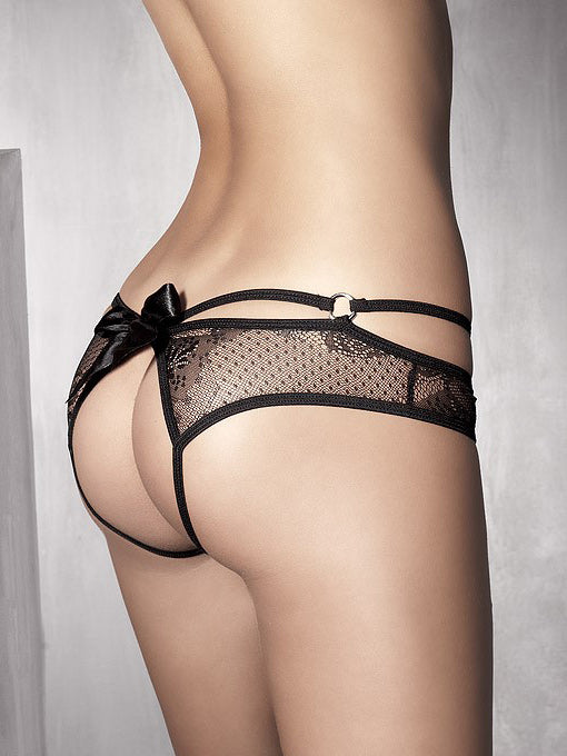 Permission | Open Back Panty