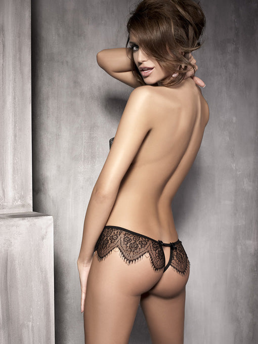 Abbigail | Open Back Panty