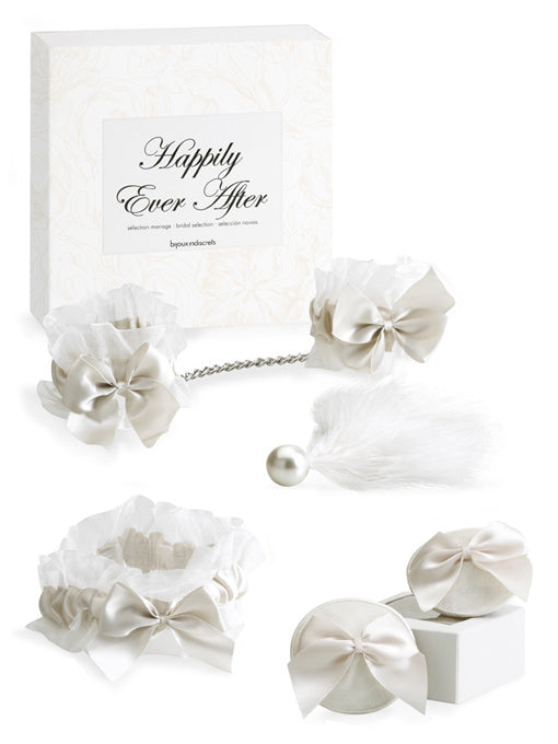 Happily Ever After | Erotic Bridal Set