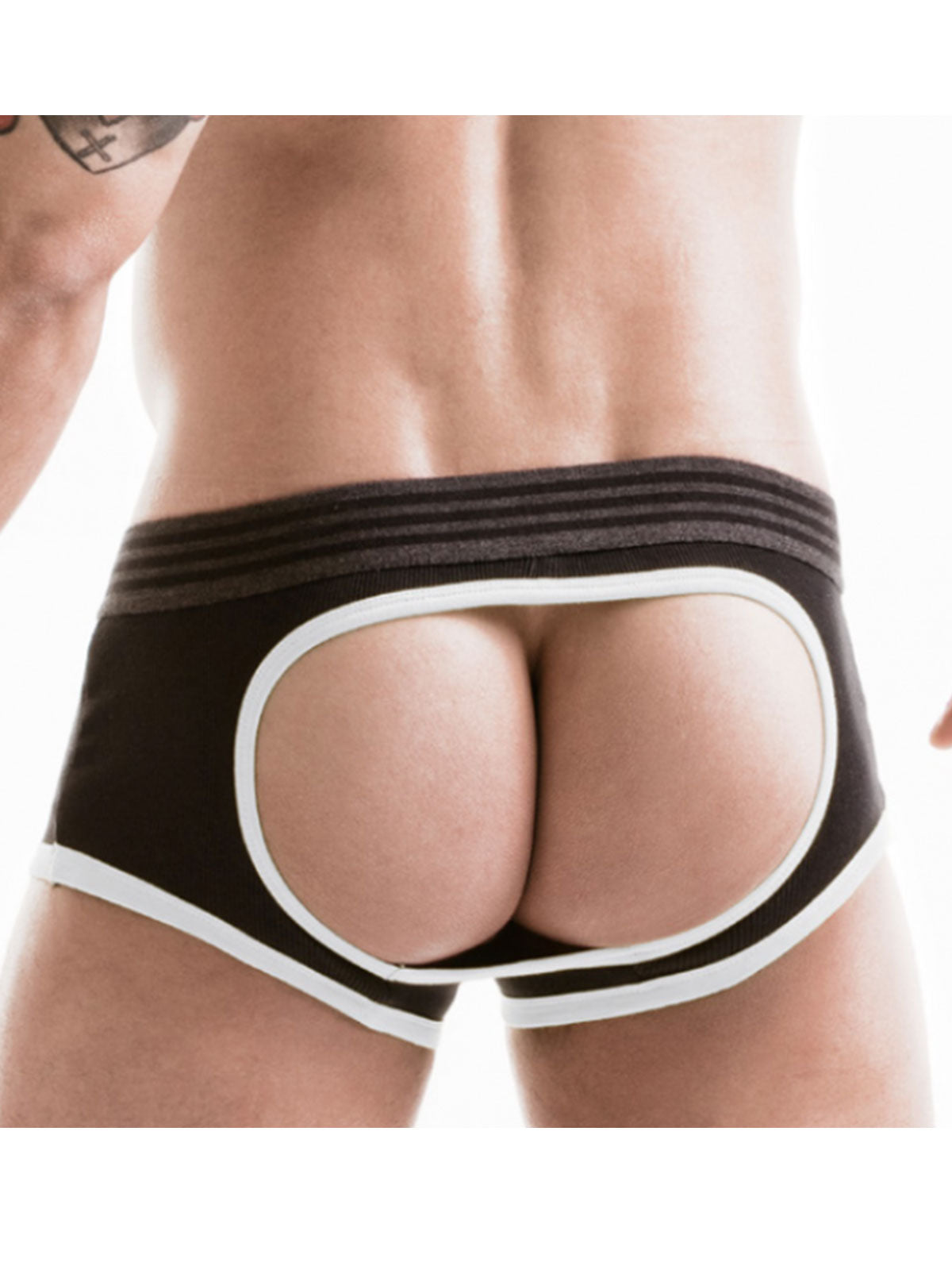 Core Backless Boxer Briefs | Fetish Gear