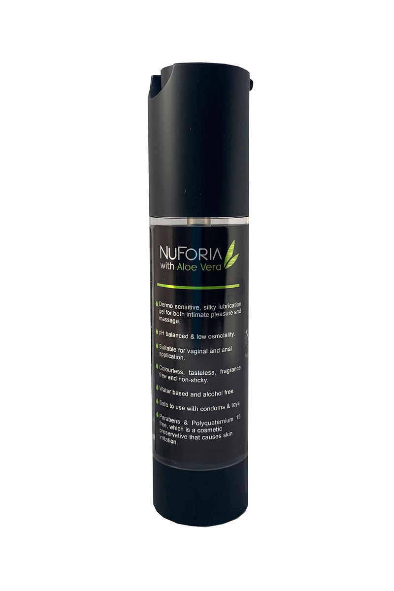 NuForia Water Based Lubricant 50ml