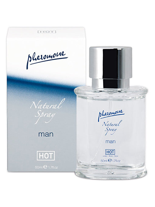 HOT MAN Pheromone Natural Spray | 50ml