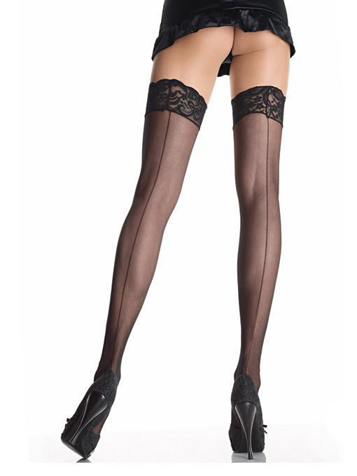 Sheer Lace | Stay Up Stockings