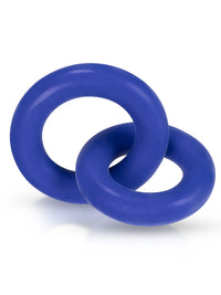 Duo Link Cock/Ball Ring | Hunkyjunk