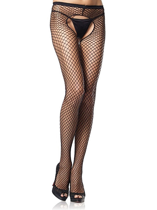 Industrial Net Suspender | Plus Size