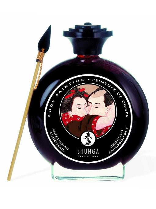 Shunga Chocolate Body Paint