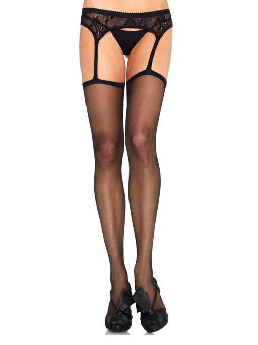 Sheer Hold Up Stockings