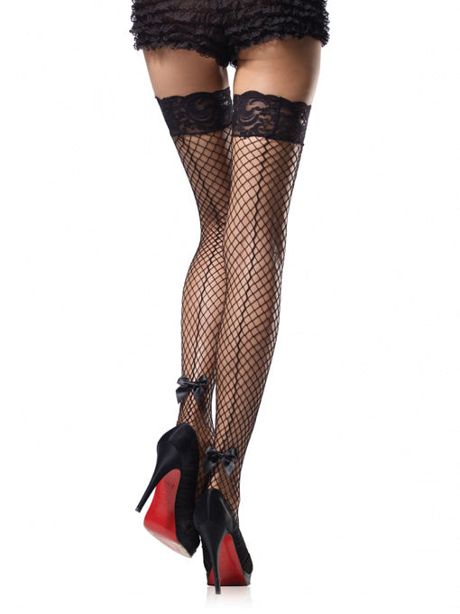 Sticky | Fishnet Hold Ups