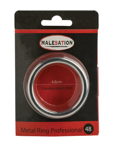 Malesation Metal Penis Ring