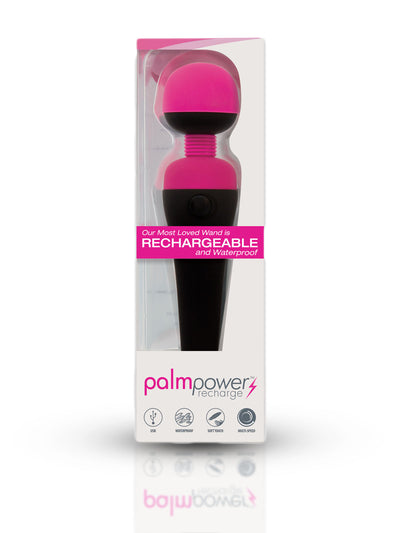PalmPower Recharge | Waterproof Personal Massager