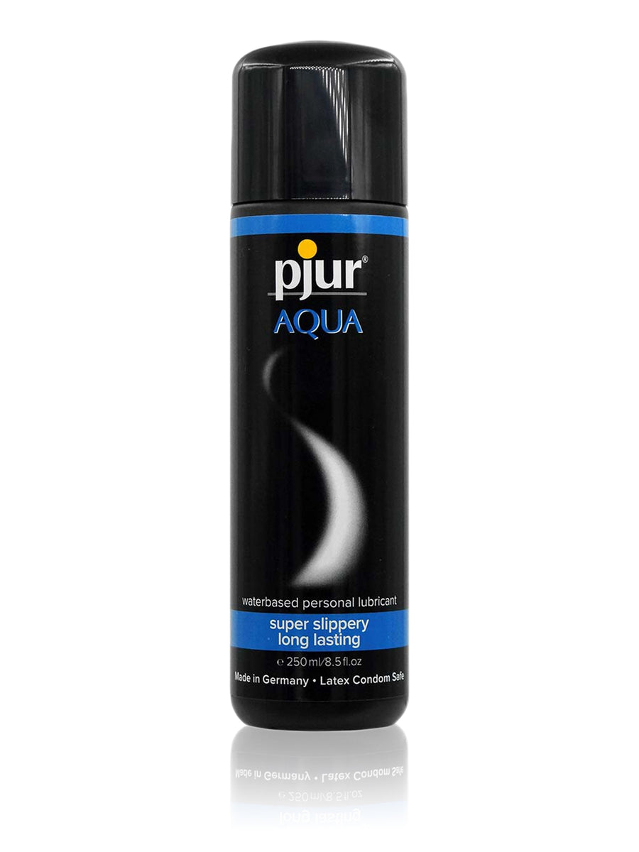 Pjur Aqua | Water Based Lubricant 250mls