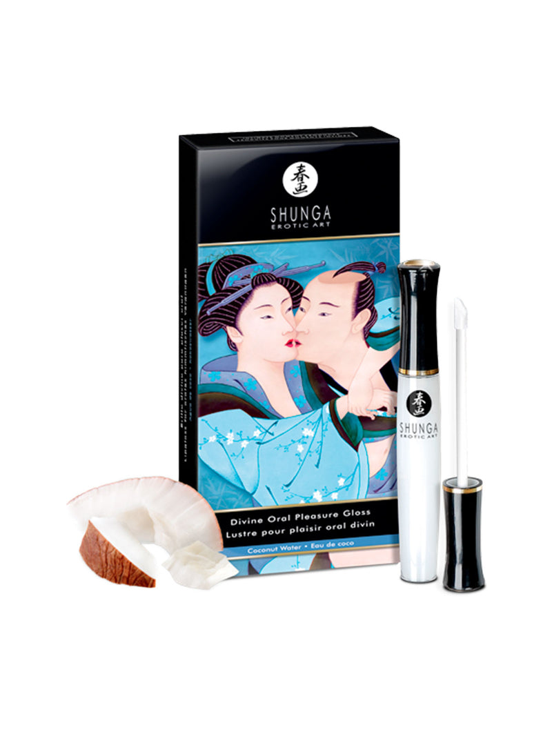 Shunga | Divine Art of Oral Pleasure Gloss