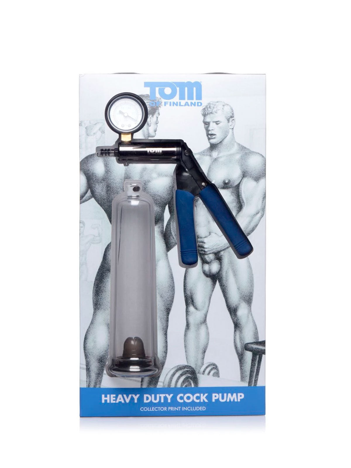 Heavy Duty Penis Pump Packaging