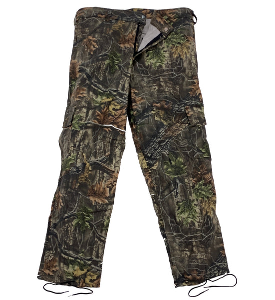 Big & Tall BDU Camo Hunting Pants