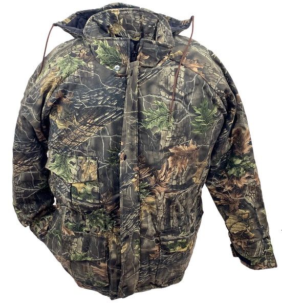 Big & Tall Camo Hunter Supreme Coat
