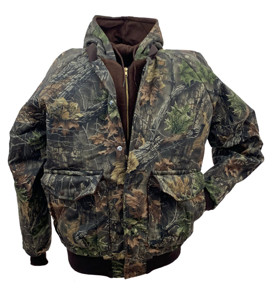 Big & Tall Camo Hunters Pro Jacket