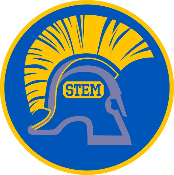 STEM Embroidered Patch