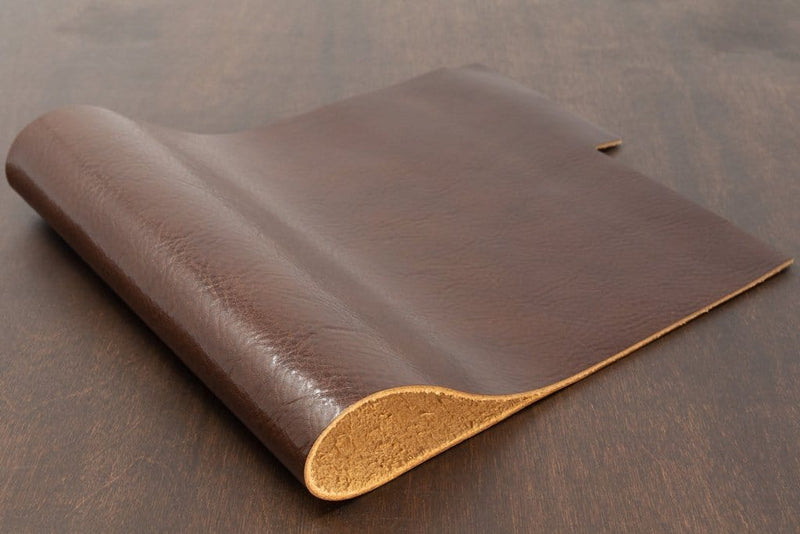 Cigar Colored Veg Tan Leather
