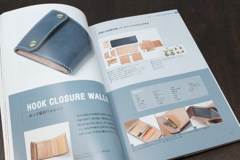 Bifold Leather Wallets (a Studio Tac Creative Book)