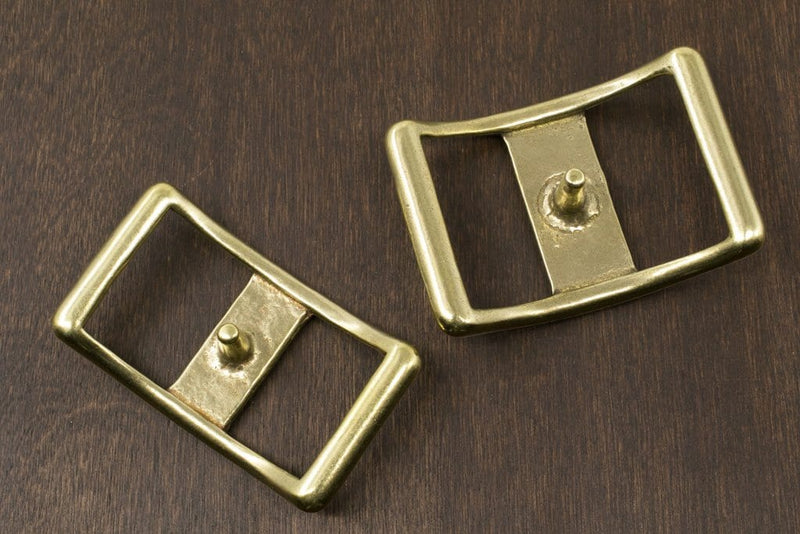 Japanese Brass Conway Buckle