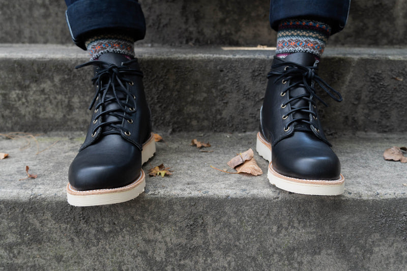 DLS Shop Boot - Black (Pre-Order)