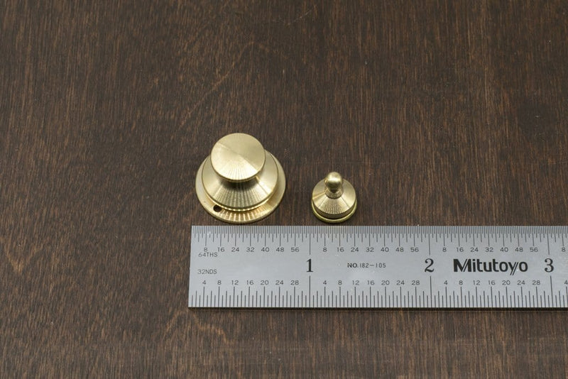 Japanese Brass Deutsch Hook