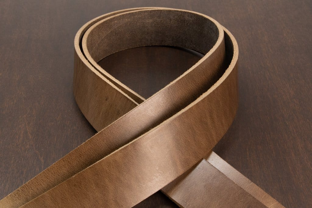 Strap - Horween Chromexcel, Natural (10/11 oz)