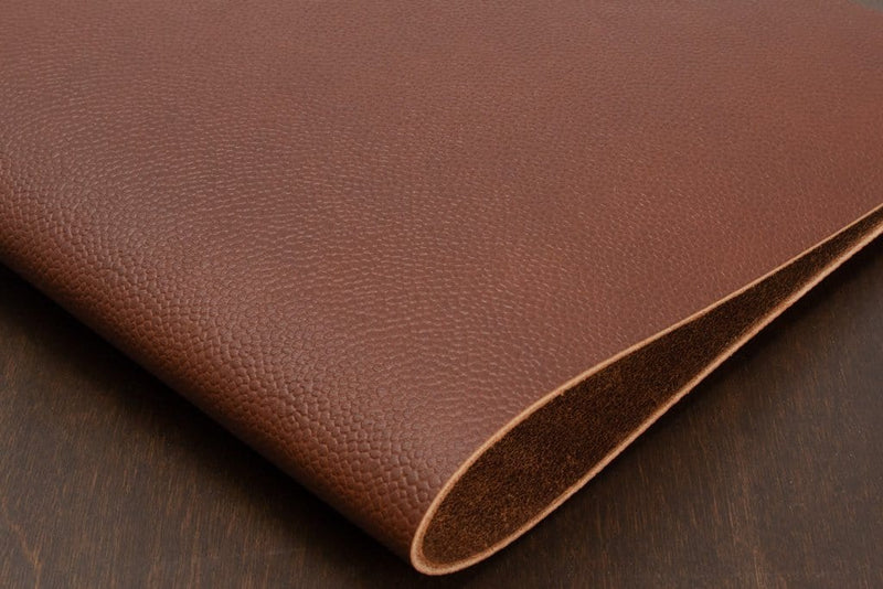 Horween Latigo, Italian Brown (Small Pebble Print)