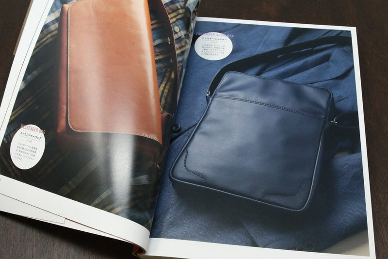 Leather Shoulder Bags (a Studio Tac Creative Book)