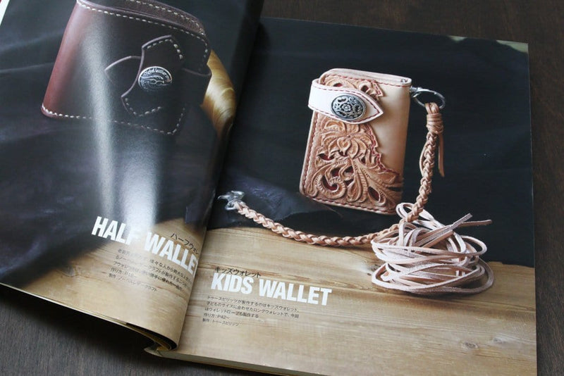 Men's Leather Wallets (a Studio Tac Creative Book)